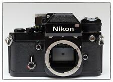 Nikon F2 nera Photomic DP1 - in buone condizioni