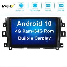 Android 10 Car Stereo for Nissan NP300 Radio GPS Navi Touch Carplay Head Unit HD(Fits: Nissan)