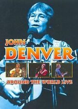 Around The World Live 0801213028498 With John Denver DVD Region 1