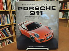 The Complete Book Porsche 911 Every Model Since 1984 Hardcover Randy Leffingwell