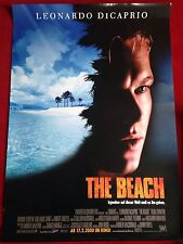 The Beach Kinoplakat Poster A1, Leonardo DiCaprio, Tilda Swinton, Danny Boyle