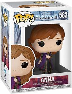 Funko - POP Disney: Frozen 2 - Anna Brand New In Box