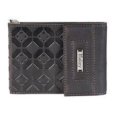 Makey Wallet Men'sGenuine Leather Bifold Money Clip Wallet Slim Card Holders