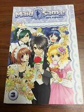 Maid Sama by Hiro Fujiwara, Volume 3, Manga in English!