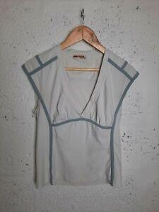 Y2k 90s Prada White Top Vintage Good Condition