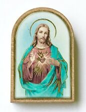 SACRED HEART OF JESUS MAGNET - Small Decorative Fridge Magnet