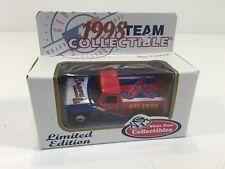 1998 Atlanta Braves Baseball Limited Edition Truck White Rose Nib Ford