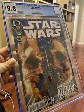 Star Wars #1  Dark Horse Comics (2013)  Alex Ross Cover   CGC 9.8