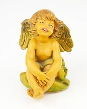 Fontanini Simonetti Dep Italy Cherub Angel Figurine Christmas Nativity Decor 976