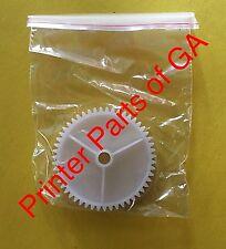 PART#RU5-0044: HP LJ 4200/4250/4300/4345/4350 White Gear 51T Swing Plate **NEW**