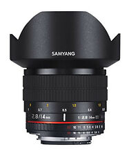 Samyang 14mm F2.8 Ed as If UMC Lens Sony FE Mount Ca2494