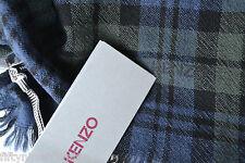 Nouveau Authentique laine KENZO scarf/wrap Unisexe made in italie cadeau (£ 180)