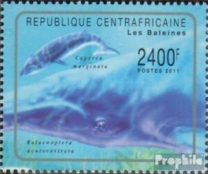 Central African Republic 3071 (complete issue) unmounted mint / never hinged 201