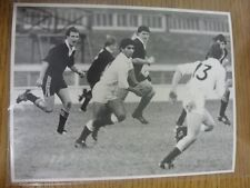 23/01/1985 Rugby Union Press Photo: England Schools v New Zealand Schools - Engl