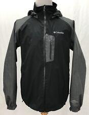 Columbia Black Down River Jacket Omni-Tech Men's Large