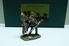 Frontline Figures, Südstaaten Fahnenträger, ACC1, Infantry Standard Parties