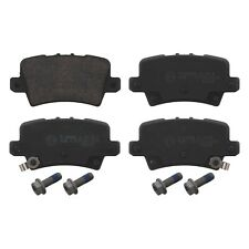 Rear Brake Pads Set Honda:Civic Viii 8 43224-Smg-E01 43022-Smg-E03 43022-Smg-E01