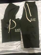 Emporia Armani EA7 Full Zip Tracksuit Olive Green Size: XXLarge. SALE SALE SALE