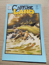 Cartune Land 2 . Magic Carpet 1987 - FN / VF