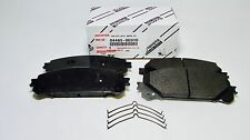 GENUINE LEXUS TOYOTA FACTORY NEW FRONT BRAKE PAD SET 04465-0E010 RX350 RX450h
