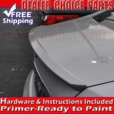 Fits 2011 2012 2013 2014 Hyundai SONATA FACTORY STYLE SPOILER Lip Wing UNPAINTED