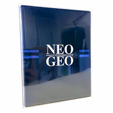 2 Pack - Premium Super Strong NEO GEO Game Box Protectors AES