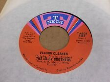 """THE ISLEY BROTHERS LAY LADY LAY ~ VACUUM CLEANER T NECK CANADA PRESS VINYL 7"""""""