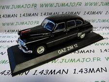 Voiture 1/43 IXO DEAGOSTINI Balkans : GAZ ZIM 12 limousine