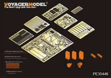 PE for Israeli M1 Super Sherman Tank basic (TAMIYA 3532), 35446, voyagermodel
