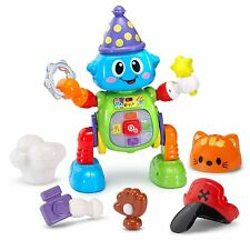 Learning Toys For 2 to 5 Year Olds Toddler Boys Girls VTech Bizzy Mix Move Bot