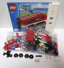 LEGO RED City Passenger train ONLY END Carriage Railway from set 7938 NEW