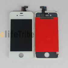 Digitizer Touch Screen + LCD Display Screen Assembly for iphone 4 White