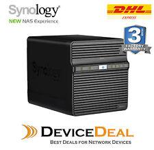 Synology DiskStation DS418j 4 Bay Diskless NAS 1.40GHz Dual Core CPU 1GB RAM