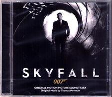 007 Skyfall James Bond Thomas Newman ORIGINALE SCORE OST CD Sam Mendes colonna sonora