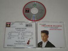 VIVALDI/THE FOUR SEASONS/NIGEL KENNEDY(CDC/EMI 7 49557 2) CD ALBUM