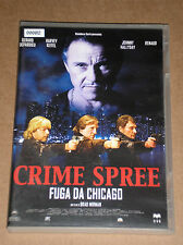 CRIME SPREE, FUGA DA CHICAGO - DVD FILM