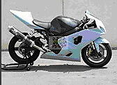 BRILLIANT Race Fairing  SUZUKI GSXR1000 03 04 2003 2004
