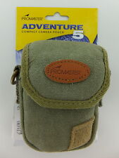 Promaster Adventure 5 Camera Pouch - Khaki