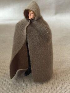 Vintage Star Wars ROTJ Luke Skywalker Jedi Master, 1983, Original Cloak, Mint