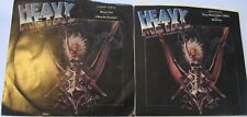 HEAVY METAL 45 Picture Sleeve Motion Picture LOT DON FELDER Cheap Trick 1981
