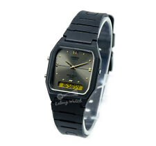 -Casio AW48HE-8A Dual Time Watch Brand New & 100% Authentic NM