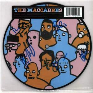 "The Maccabees Precious Time / X-Ray 7"" VINYL Fiction Records 2006 NEW"