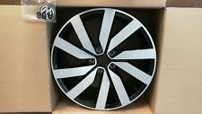 "Single NEW Genuine Volkswagen 18 18"" VW Marseille Alloy Wheel 3G0601025P Passat"