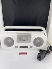 Sirius XM F5X007 Audio Radio System Satellite Boombox Works