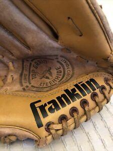 VINTAGE FRANKLIN BASEBALL GLOVE