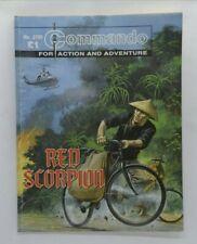 Commando - Red Scorpion - No. 3706 - Comic