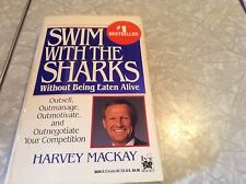 Swim with the sharks without being eaten alive paperback book