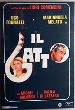 IL GATTO - Comencini DVD Tognazzi Melato Galabru Di Lazzaro