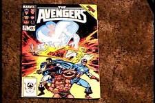Avengers #261 Comic Book Vf/Nm