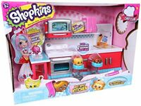 Shopkins 56152 Chef Club Hot Spot Kitchen Playset, Multi-Colored